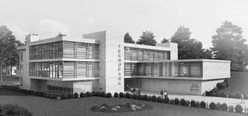 Hitit Üniversitesi Teknokent Binası