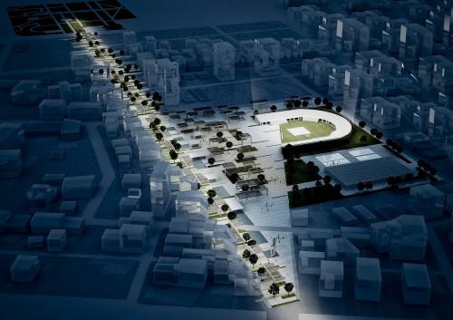 1.Ödül-ADANA Kent İçin Dönüşüm Ulusal Mimari Fikir Yarışması