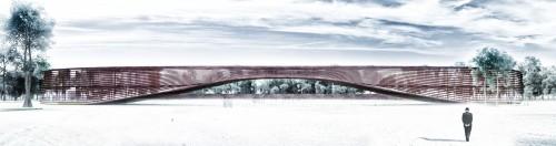 Eskişehir Atatürk Stadyumu Alanında Yeni Fikirler Ulusal Mimari Proje Yarışması